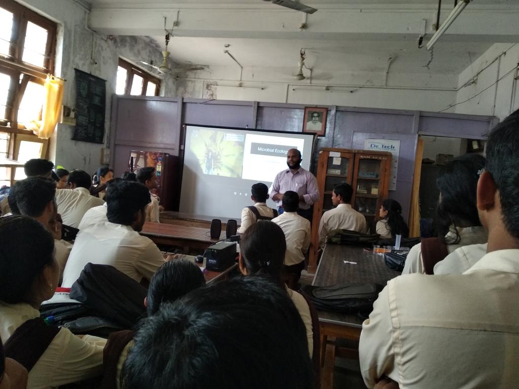 RKM KLSR 5th Lecture Photograph 3